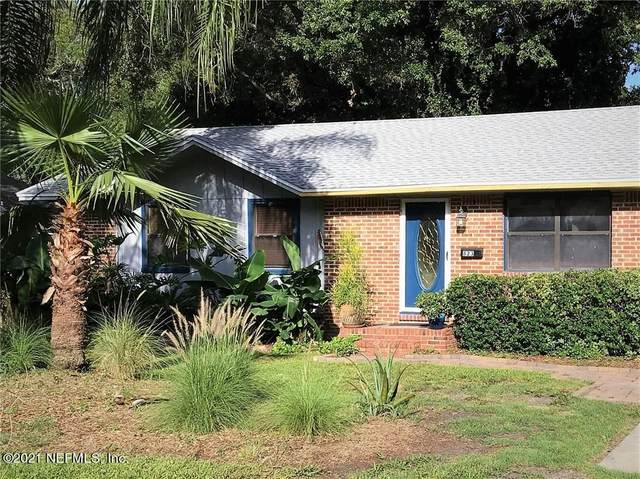 823 Vernon St, Fernandina Beach, FL 32034 (MLS #1118290) :: EXIT 1 Stop Realty