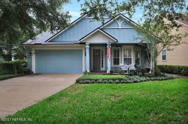 156 W Village Dr, St Augustine, FL 32095 (MLS #1118408) :: Endless Summer Realty