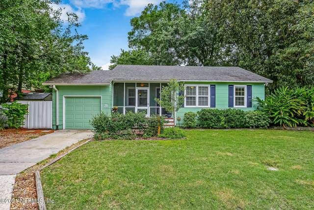 1602 Felch Ave, Jacksonville, FL 32207 (MLS #1118437) :: Berkshire Hathaway HomeServices Chaplin Williams Realty