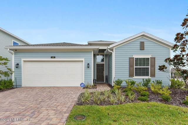 644 Weathered Edge Dr, St Augustine, FL 32092 (MLS #1118439) :: The Volen Group, Keller Williams Luxury International