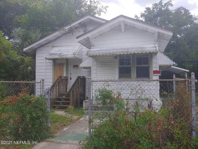 205 W 27TH St, Jacksonville, FL 32206 (MLS #1118462) :: The Volen Group, Keller Williams Luxury International