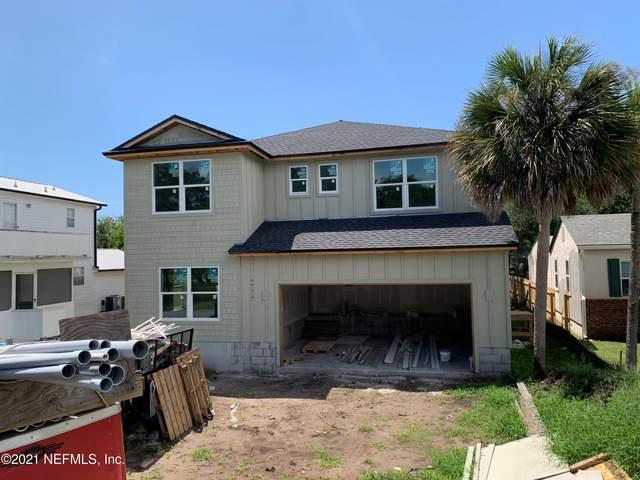 109 Arpieka Ave, St Augustine, FL 32080 (MLS #1118493) :: The Volen Group, Keller Williams Luxury International