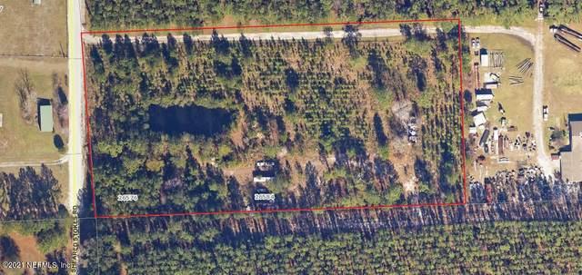 26576 Sheard Stokes Rd, Hilliard, FL 32046 (MLS #1118504) :: The Huffaker Group