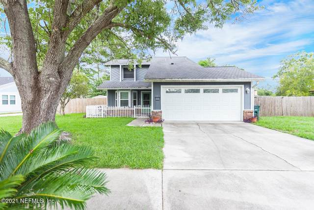 3961 Demery Dr W, Jacksonville, FL 32250 (MLS #1118531) :: The Newcomer Group