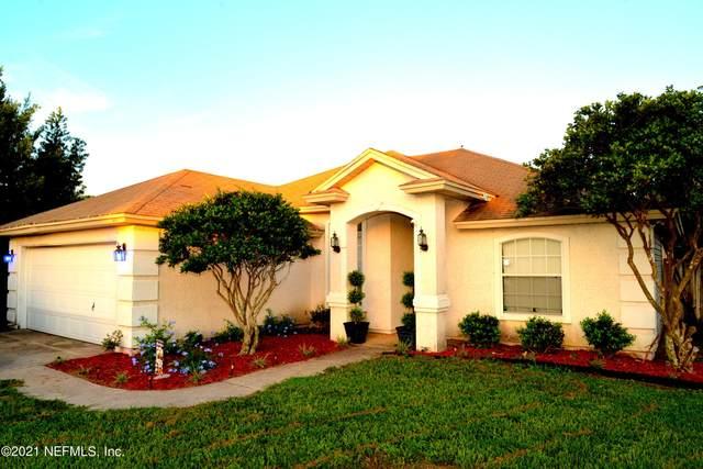 545 Fallen Timbers Dr, Orange Park, FL 32073 (MLS #1118579) :: EXIT Real Estate Gallery