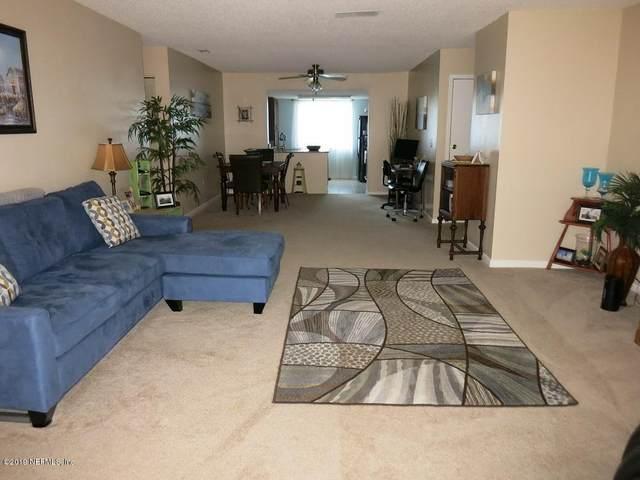 14750 Beach Blvd #76, Jacksonville, FL 32250 (MLS #1118614) :: The Newcomer Group