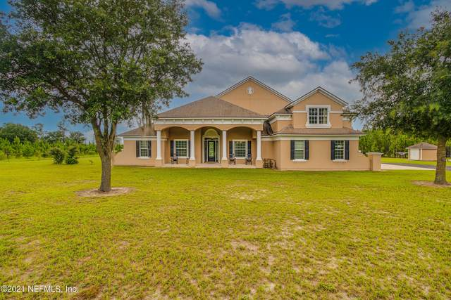 27247 Hallman Rd, Hilliard, FL 32046 (MLS #1118680) :: Berkshire Hathaway HomeServices Chaplin Williams Realty