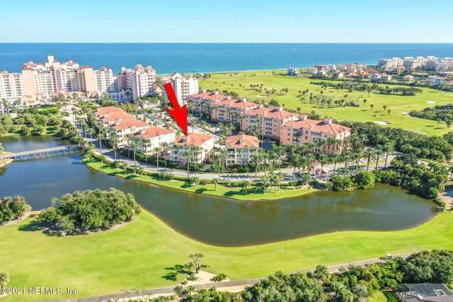 55 Ocean Crest Way #912, Palm Coast, FL 32137 (MLS #1118711) :: The Huffaker Group