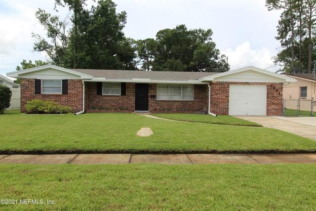 5554 Sheri Ln, Jacksonville, FL 32207 (MLS #1118781) :: The Huffaker Group