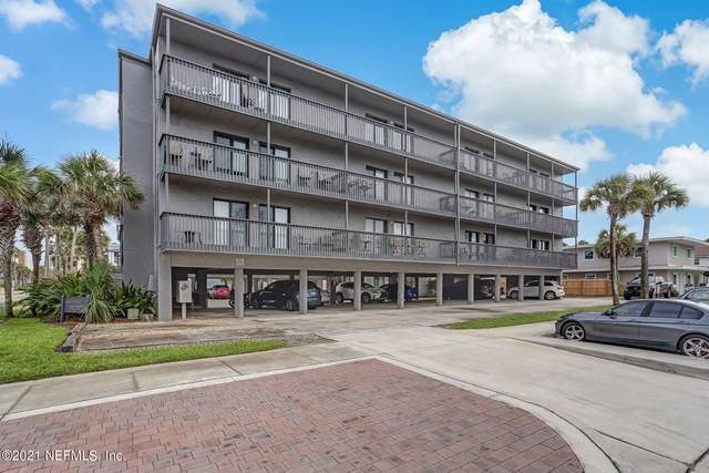 400 1ST St S J, Jacksonville Beach, FL 32250 (MLS #1118795) :: Olde Florida Realty Group