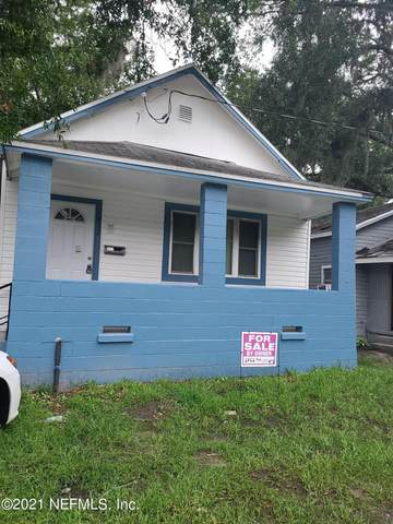 432 Sunshine St, Jacksonville, FL 32254 (MLS #1118808) :: The Volen Group, Keller Williams Luxury International