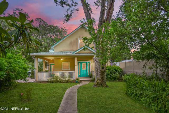 39 Rohde Ave, St Augustine, FL 32084 (MLS #1118828) :: The Hanley Home Team