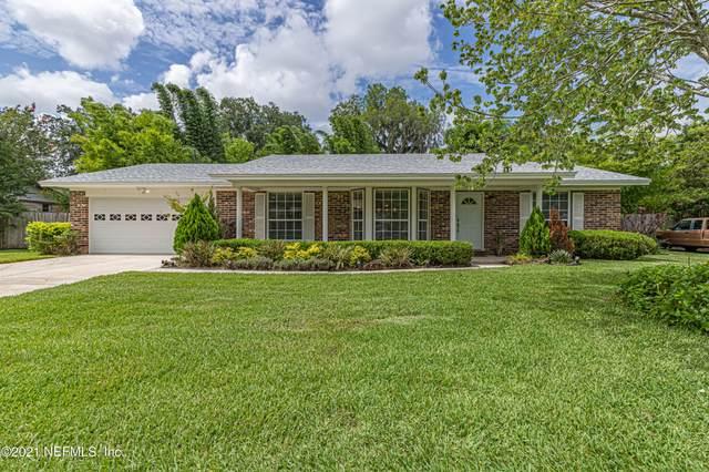 1726 Horton Dr, Orange Park, FL 32073 (MLS #1118834) :: EXIT 1 Stop Realty
