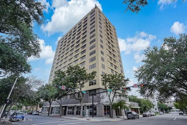 311 Ashley St #1402, Jacksonville, FL 32202 (MLS #1118845) :: EXIT Real Estate Gallery