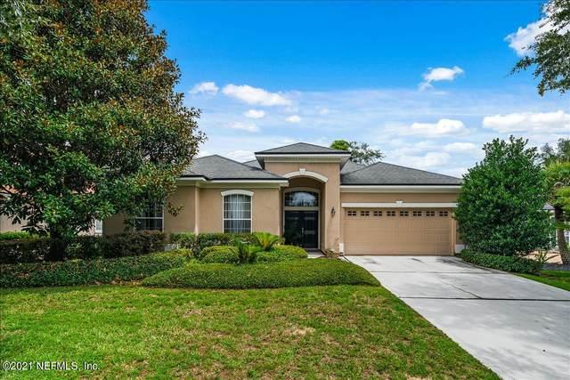 812 Riley Ln, St Augustine, FL 32095 (MLS #1118867) :: Endless Summer Realty