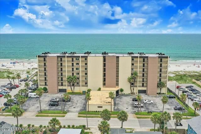 601 1ST St 2D, Jacksonville Beach, FL 32250 (MLS #1118947) :: Ponte Vedra Club Realty