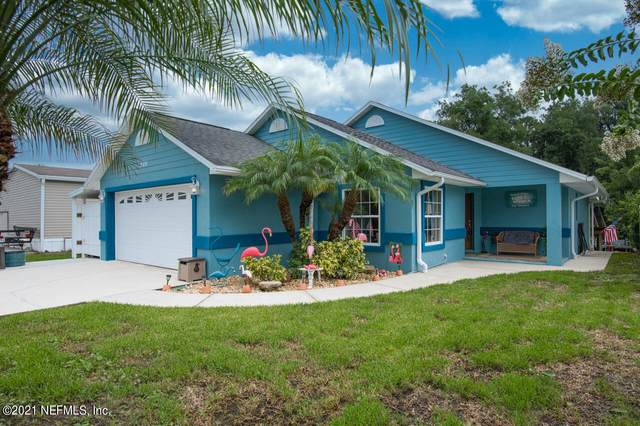 289 Maxwell Dr, Welaka, FL 32193 (MLS #1119040) :: The Hanley Home Team