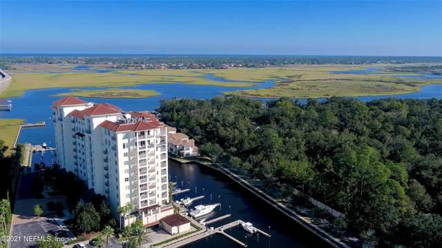 14402 Marina San Pablo Pl #206, Jacksonville, FL 32224 (MLS #1119041) :: Endless Summer Realty