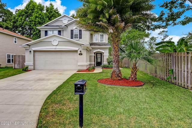 493 Monet Ave, Ponte Vedra, FL 32081 (MLS #1119046) :: The Huffaker Group