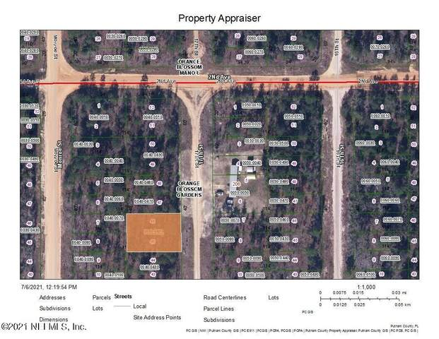 215 17TH St, Interlachen, FL 32148 (MLS #1119160) :: EXIT Inspired Real Estate