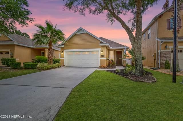 829 Quiet Stone Ln, Orange Park, FL 32065 (MLS #1119204) :: EXIT 1 Stop Realty