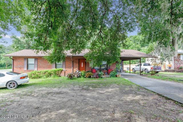 415 SW Dove St, Keystone Heights, FL 32656 (MLS #1119223) :: Olde Florida Realty Group