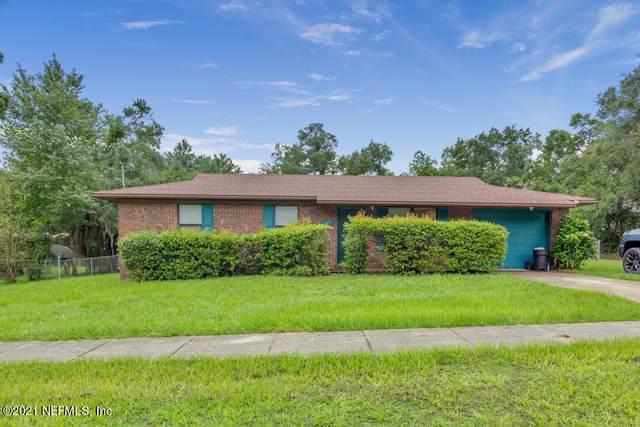 635 SW Nightingale St, Keystone Heights, FL 32656 (MLS #1119226) :: Olde Florida Realty Group