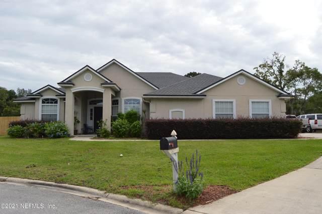 242 Lige Branch Ln, Jacksonville, FL 32259 (MLS #1119241) :: Noah Bailey Group