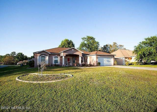 9 Hickory Loop Run, Ocala, FL 34472 (MLS #1119242) :: Century 21 St Augustine Properties