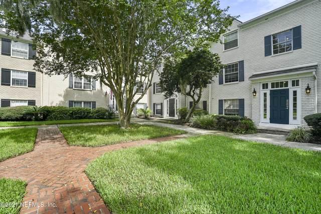 4303 Plaza Gate Ln S #101, Jacksonville, FL 32217 (MLS #1119247) :: Century 21 St Augustine Properties