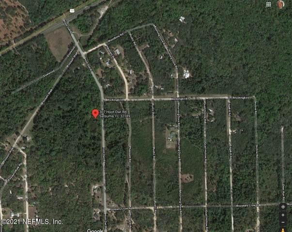 LOT 63BLA Hoot Owl Rd, Satsuma, FL 32189 (MLS #1119309) :: Ponte Vedra Club Realty