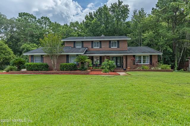 1861 Osprey Bluff Blvd, Orange Park, FL 32003 (MLS #1119349) :: EXIT Real Estate Gallery