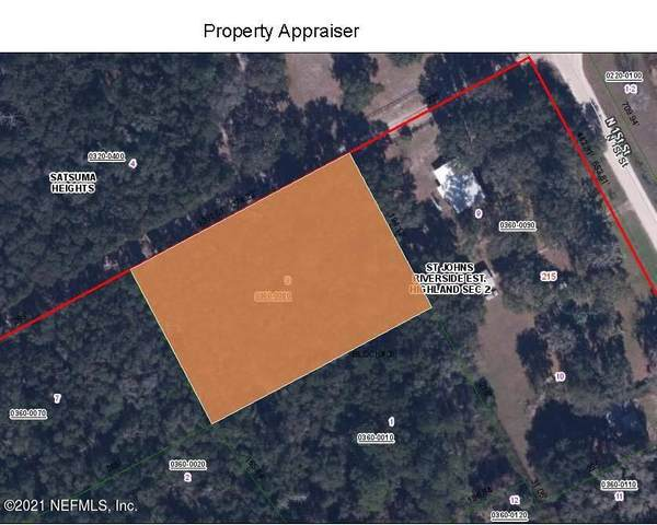 UNASSIGNED 2ND Ave, Satsuma, FL 32189 (MLS #1119355) :: The Huffaker Group