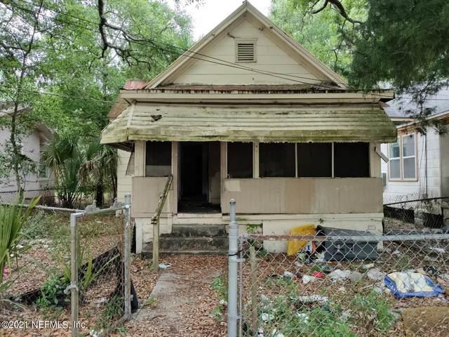 1115 E 10TH St, Jacksonville, FL 32206 (MLS #1119407) :: EXIT Inspired Real Estate