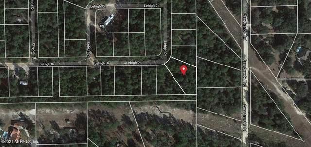 7233 Lehigh Dr, Keystone Heights, FL 32656 (MLS #1119434) :: EXIT Real Estate Gallery