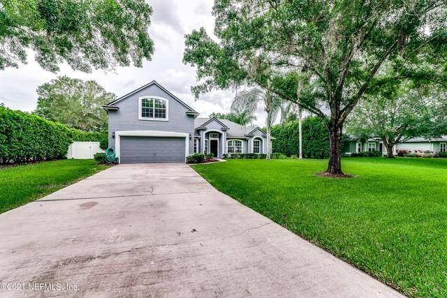124 Village Green Ave, Jacksonville, FL 32259 (MLS #1119452) :: The Huffaker Group