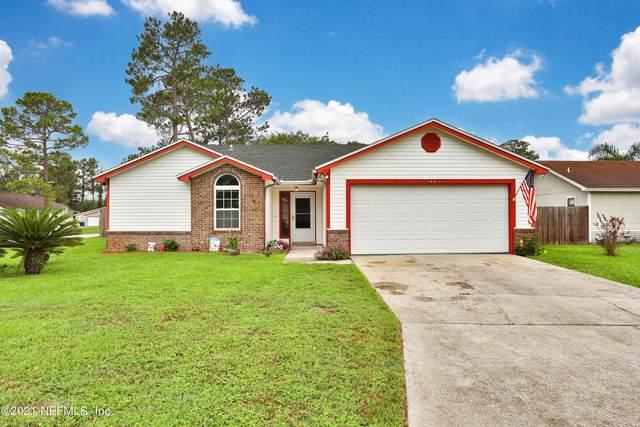 100 Prindle Dr E, Jacksonville, FL 32225 (MLS #1119495) :: The Huffaker Group