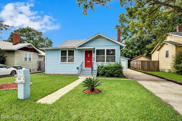 3625 Dellwood Ave, Jacksonville, FL 32205 (MLS #1119503) :: EXIT Inspired Real Estate