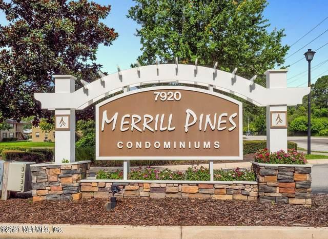 7920 Merrill Rd #1006, Jacksonville, FL 32277 (MLS #1119554) :: EXIT Inspired Real Estate