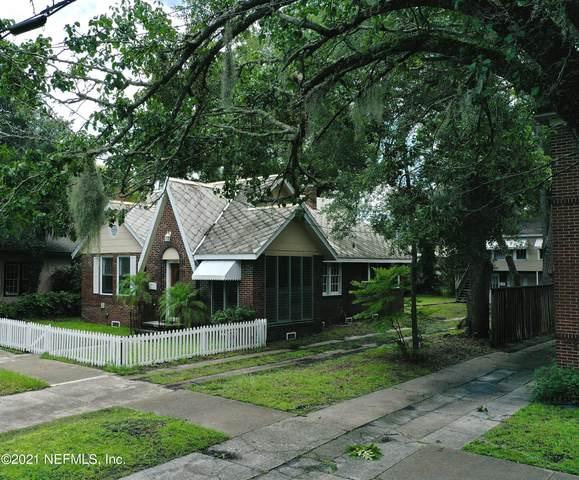 1621 Belmonte Ave, Jacksonville, FL 32207 (MLS #1119571) :: The Hanley Home Team