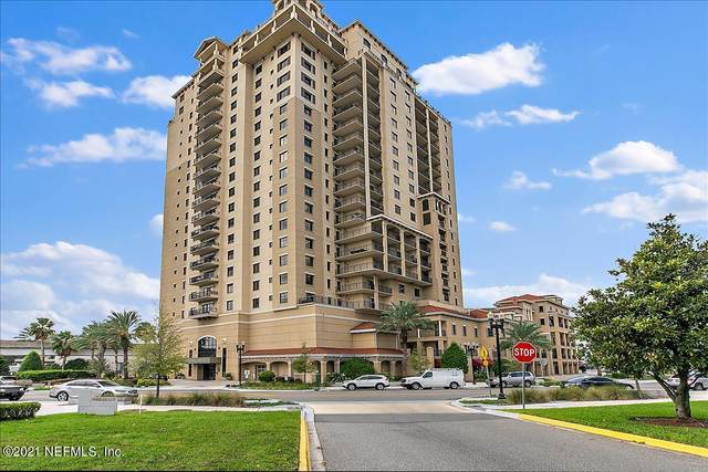 1478 Riverplace Blvd #201, Jacksonville, FL 32207 (MLS #1119596) :: Noah Bailey Group