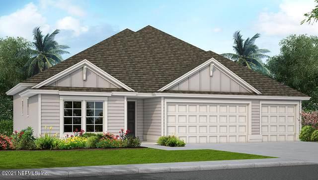 231 Ocean Jasper Dr, St Augustine, FL 32086 (MLS #1119639) :: EXIT Inspired Real Estate
