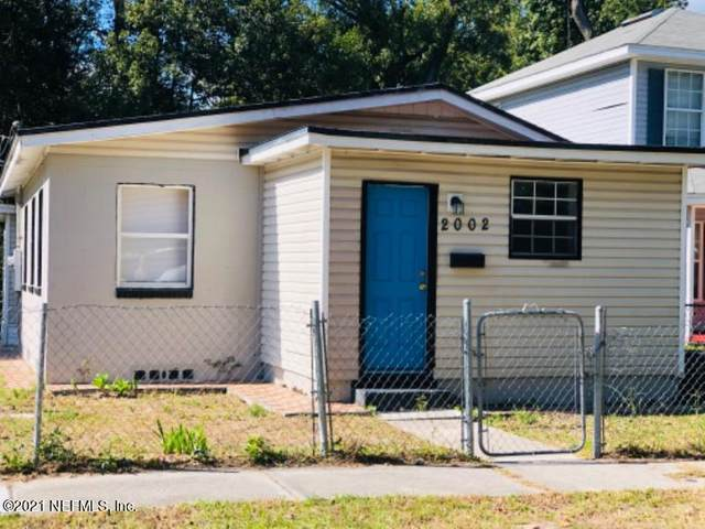 2002 Pullman Ave, Jacksonville, FL 32209 (MLS #1119752) :: The Huffaker Group