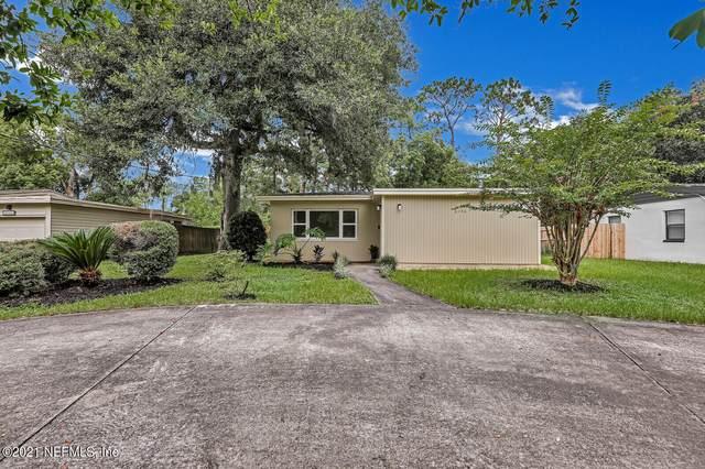 6156 Mercer Cir E, Jacksonville, FL 32217 (MLS #1119753) :: The Volen Group, Keller Williams Luxury International