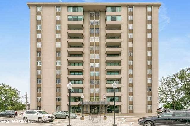 2970 Saint Johns Ave 6-D, Jacksonville, FL 32205 (MLS #1119790) :: EXIT Inspired Real Estate