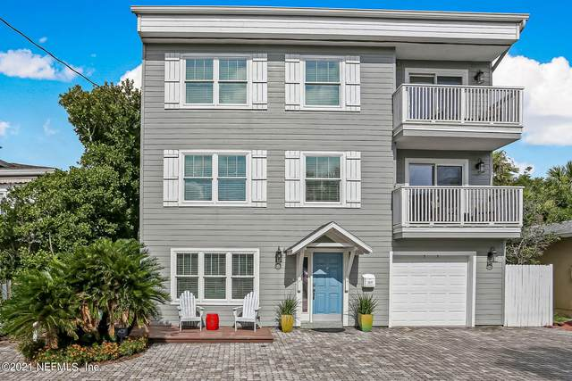 1892 Beach Ave, Atlantic Beach, FL 32233 (MLS #1119801) :: Noah Bailey Group