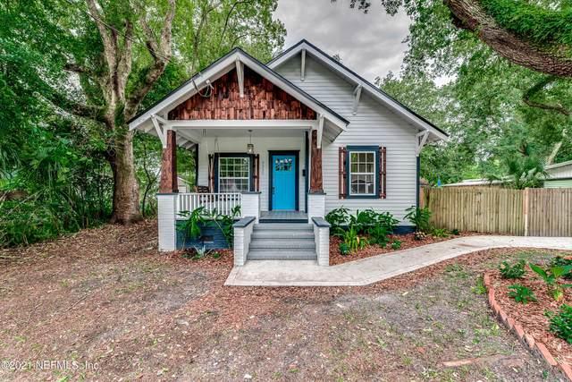 3330 Claremont Rd, Jacksonville, FL 32207 (MLS #1119805) :: The Huffaker Group