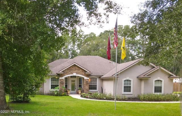 1298 Foxmeadow Trl, Middleburg, FL 32068 (MLS #1119859) :: The Huffaker Group
