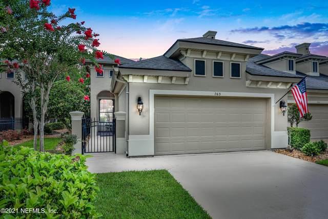 763 Cobblestone Way, Ormond Beach, FL 32174 (MLS #1119886) :: Berkshire Hathaway HomeServices Chaplin Williams Realty