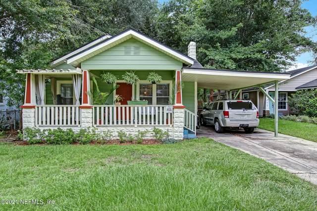913 Ingleside Ave, Jacksonville, FL 32205 (MLS #1119925) :: EXIT 1 Stop Realty